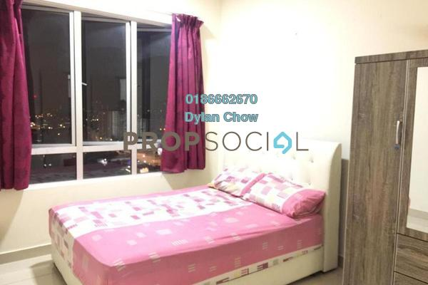 For Rent Condominium at Platinum Lake PV13, Setapak Freehold Fully Furnished 3R/2B 1.5k