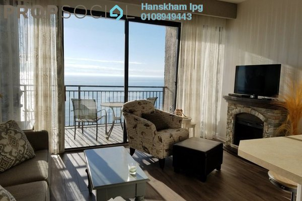 For Sale Condominium at Henna Residence @ The Quartz, Wangsa Maju Freehold Semi Furnished 3R/2B 429k