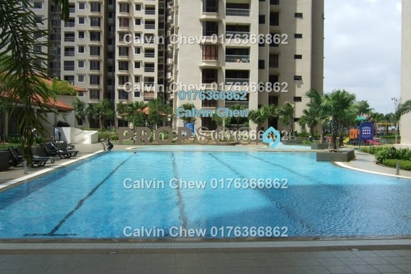 For Sale Serviced Residence at Casa Tropicana, Tropicana Freehold Unfurnished 2R/2B 510k