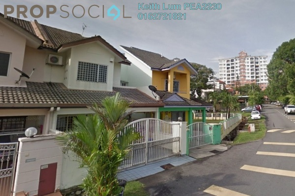 For Sale Terrace at Taman Wawasan, Pusat Bandar Puchong Freehold Fully Furnished 4R/3B 750k