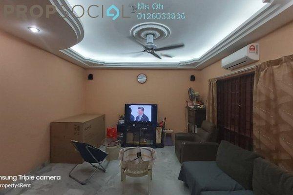 For Sale Terrace at Taman Wawasan, Pusat Bandar Puchong Freehold Semi Furnished 4R/3B 750k