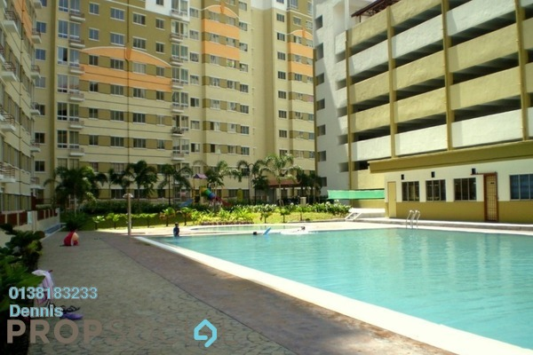 For Rent Apartment at Vista Impiana Apartment, Seri Kembangan Freehold Fully Furnished 1R/1B 900translationmissing:en.pricing.unit