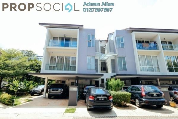 For Sale Townhouse at Challis Damansara, Sunway Damansara Freehold Unfurnished 3R/2B 1.6m