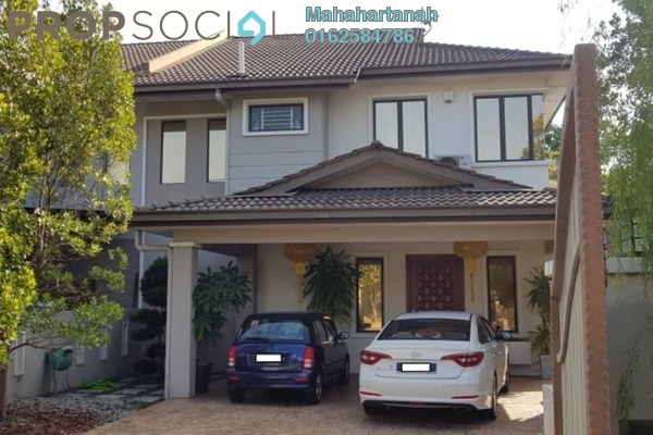 For Sale Semi-Detached at Section 3, Bandar Mahkota Cheras Freehold Semi Furnished 5R/4B 1.5m