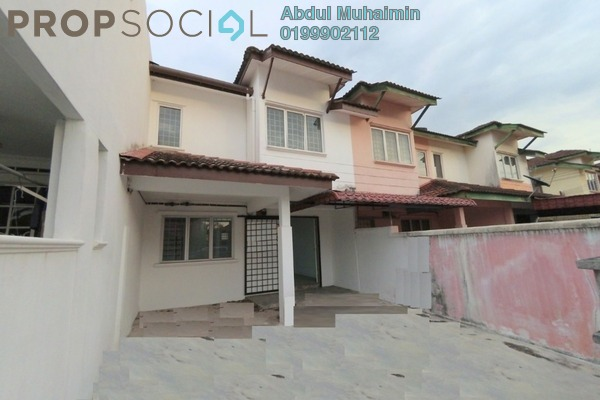 For Sale Terrace at Bandar Saujana Utama, Sungai Buloh Freehold Unfurnished 4R/2B 330k