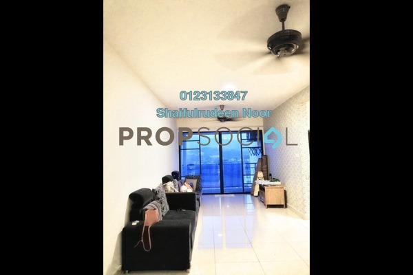 For Sale Condominium at One Damansara, Damansara Damai Leasehold Semi Furnished 3R/2B 360k