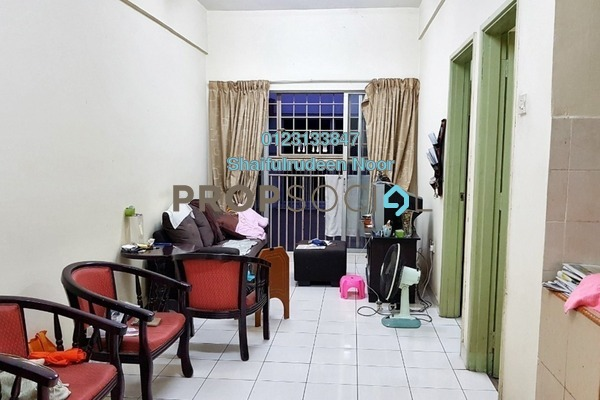 For Sale Apartment at Suria Apartment, Damansara Damai Freehold Unfurnished 2R/1B 120k