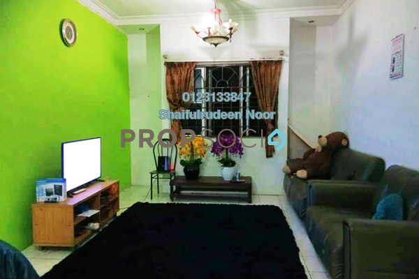 For Sale Apartment at Flora III Apartment, Subang Leasehold Unfurnished 3R/2B 220k