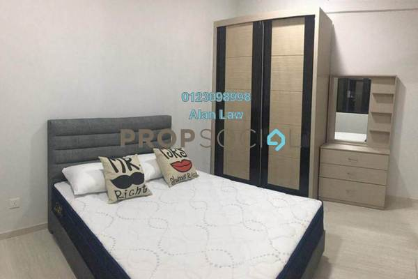 For Sale Condominium at The Haute, Keramat Freehold Fully Furnished 3R/2B 600k