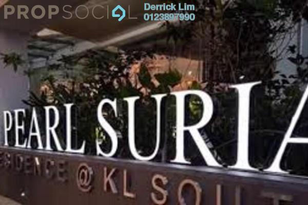 For Sale Condominium at Pearl Suria, Old Klang Road Freehold Semi Furnished 2R/2B 480k