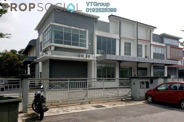 For Rent Factory at Semenyih Parklands, Semenyih Freehold Unfurnished 1R/4B 6k