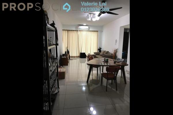 For Rent Condominium at The Regina, UEP Subang Jaya Freehold Semi Furnished 4R/2B 2.3k