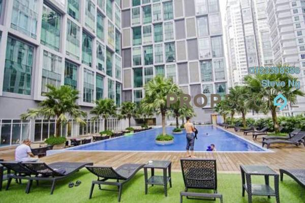 For Rent Office at Soho Suites, KLCC Freehold Unfurnished 0R/0B 7.9k