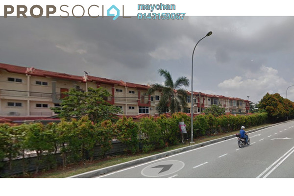 For Sale Terrace at Taman Bukit Serdang, Seri Kembangan Freehold Unfurnished 4R/5B 1.1m