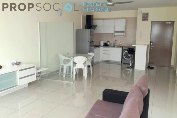For Sale Condominium at Flexis @ One South, Seri Kembangan Leasehold Semi Furnished 2R/2B 550k