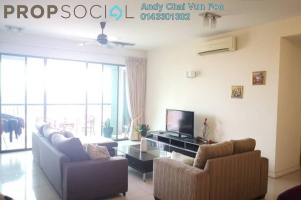 For Rent Condominium at Ara Hill, Ara Damansara Freehold Fully Furnished 3R/3B 4k
