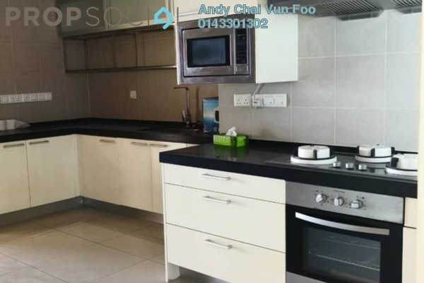 For Rent Condominium at Ara Hill, Ara Damansara Freehold Semi Furnished 4R/5B 5k