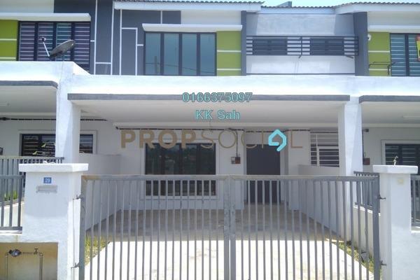 For Rent Link at Semenyih Parklands, Semenyih Freehold Semi Furnished 4R/3B 900translationmissing:en.pricing.unit