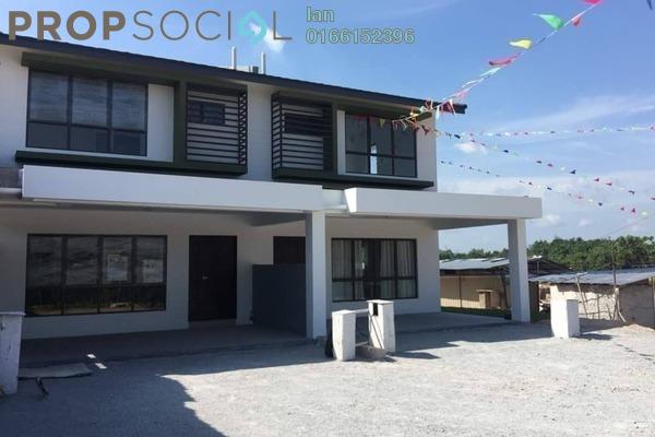 For Sale Terrace at Sekata Villa, Kajang Freehold Unfurnished 4R/3B 590k