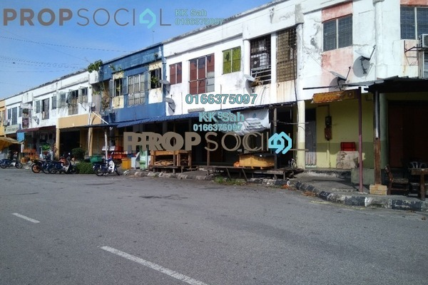 For Sale Factory at Pulau Indah Industrial Park, Port Klang Leasehold Unfurnished 1R/2B 288k