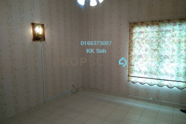 For Sale Apartment at Kasuarina Apartment, Klang Freehold Semi Furnished 3R/2B 265k