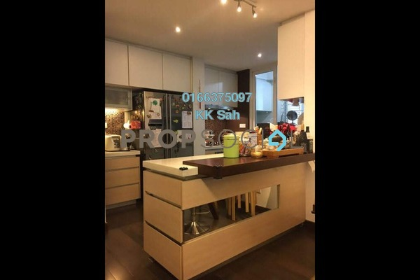 For Sale Condominium at Midfields, Sungai Besi Freehold Fully Furnished 3R/2B 555k
