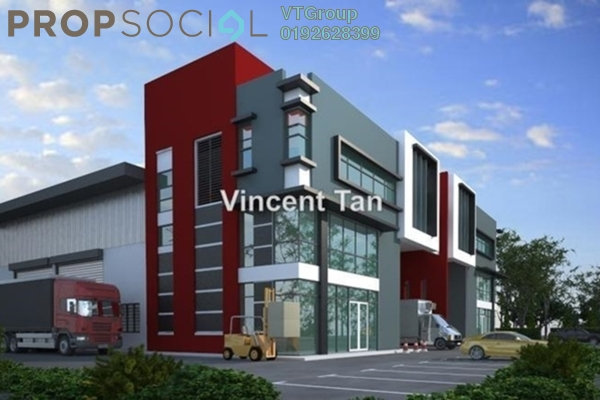 For Rent Factory at Tiara Sentral, Nilai Impian Freehold Unfurnished 1R/4B 6k