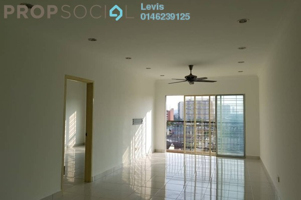 For Rent Condominium at Ampang Prima, Ampang Freehold Semi Furnished 3R/2B 1.5k