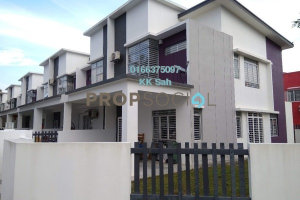 For Sale Terrace at Setia EcoHill 2, Semenyih Freehold Semi Furnished 4R/3B 650k