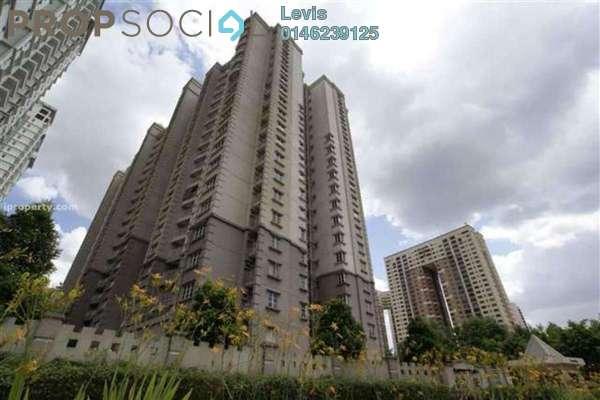 For Rent Condominium at Laman Suria, Mont Kiara Freehold Fully Furnished 2R/2B 2k
