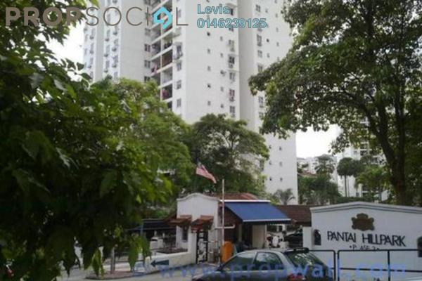 For Rent Condominium at Pantai Hillpark 2, Pantai Freehold Fully Furnished 3R/2B 1.8k