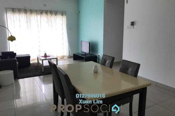 For Sale Serviced Residence at Endah Promenade, Sri Petaling Freehold Fully Furnished 3R/3B 599k