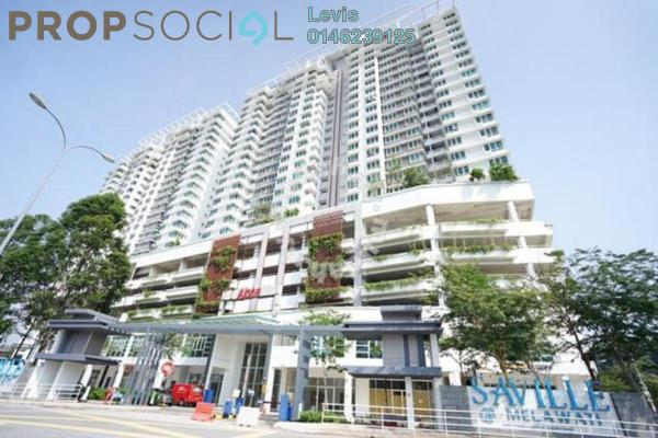 For Rent Condominium at Saville, Melawati Freehold Unfurnished 3R/2B 1.7k