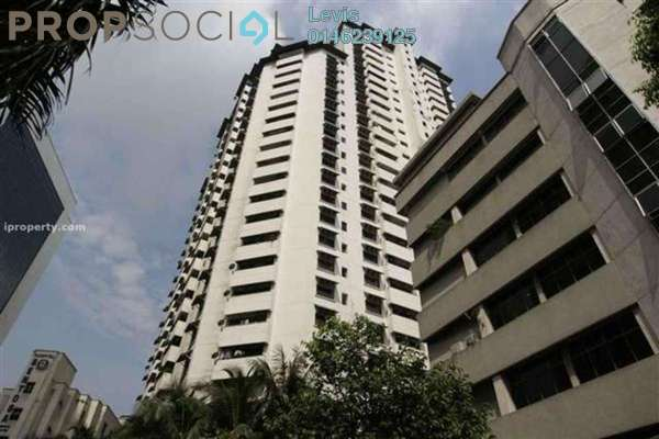 For Rent Condominium at The Vistana Residences, Titiwangsa Freehold Fully Furnished 3R/2B 2k