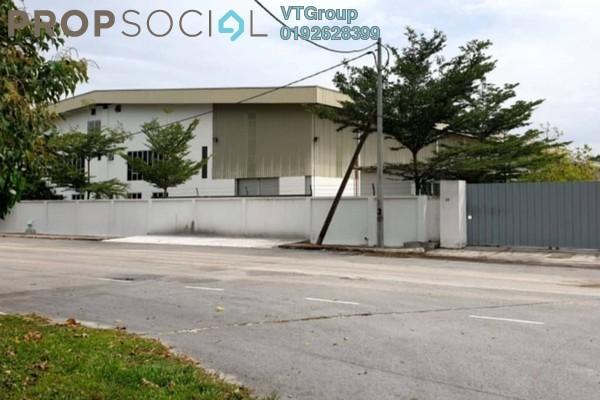 For Rent Factory at Bandar Rinching, Semenyih Freehold Unfurnished 1R/4B 15k