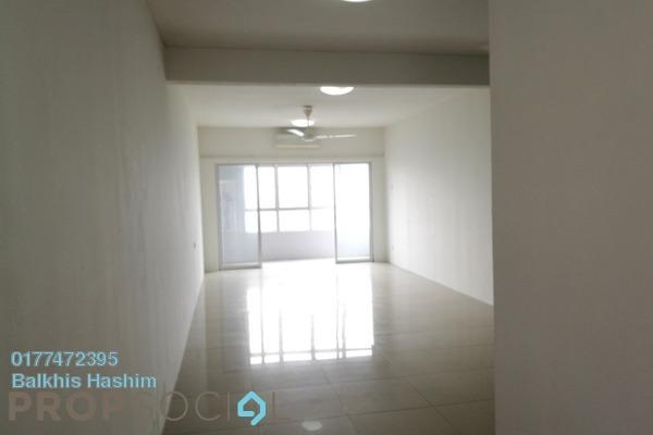 For Rent Serviced Residence at Mutiara Anggerik, Shah Alam Freehold Semi Furnished 3R/2B 1.5k
