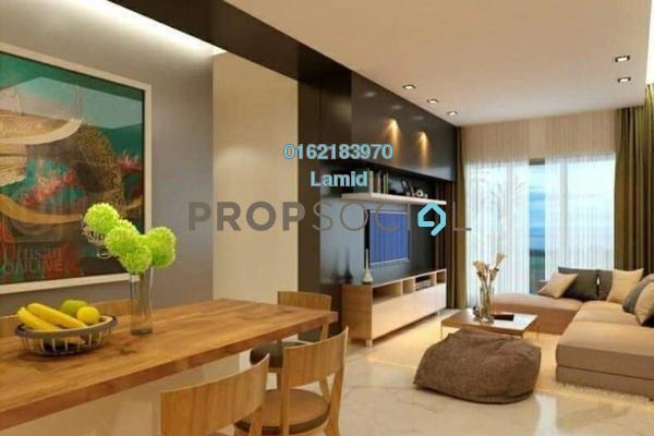 For Sale Condominium at Lanar Residensi, Seremban Leasehold Unfurnished 3R/2B 233k