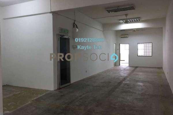 For Rent Office at Dataran Dwitasik, Bandar Sri Permaisuri Freehold Semi Furnished 0R/0B 2.3k