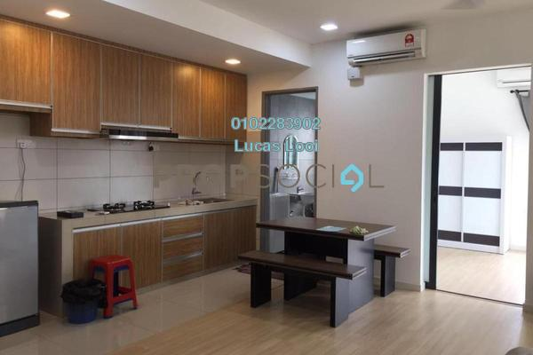For Rent Serviced Residence at You One, UEP Subang Jaya Freehold Fully Furnished 1R/1B 2.1k