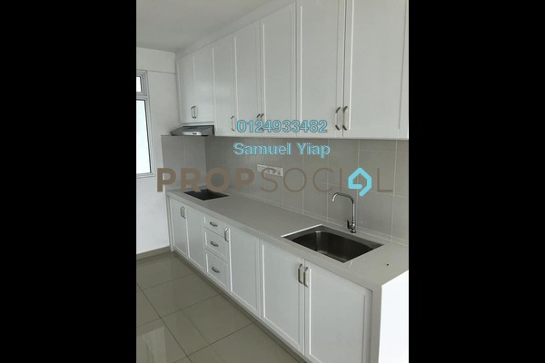 For Rent Condominium at Ideal Vision Park, Sungai Ara Freehold Semi Furnished 3R/2B 1.6k