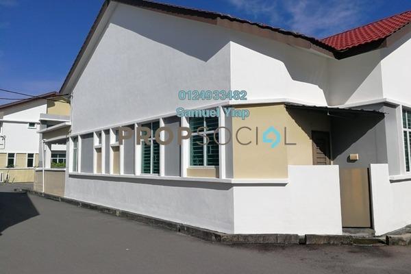 For Sale Terrace at Prestige III, Balik Pulau Freehold Unfurnished 3R/2B 490k