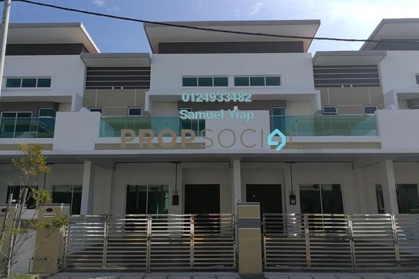 For Sale Terrace at Prestige III, Balik Pulau Freehold Unfurnished 4R/3B 598k