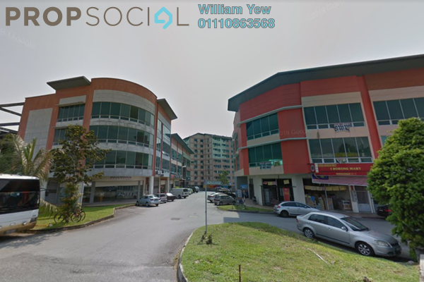 For Sale Shop at Taman Bukit Serdang, Seri Kembangan Freehold Unfurnished 0R/4B 3.2m
