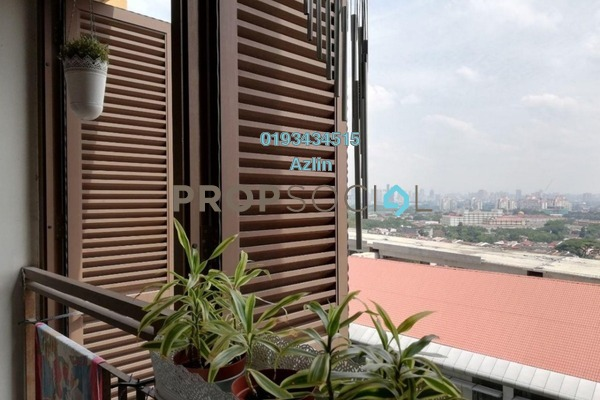 For Sale Condominium at Desa Putra, Wangsa Maju Freehold Fully Furnished 3R/2B 680k