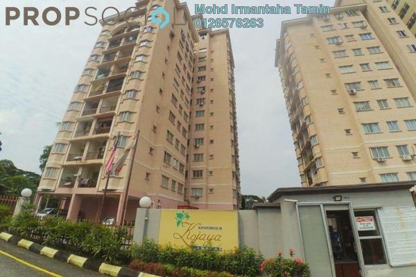 For Sale Condominium at Kojaya, Ampang Freehold Semi Furnished 4R/2B 340k