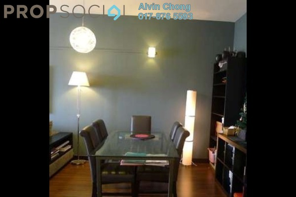For Sale Condominium at Viva Residency, Sentul Freehold Fully Furnished 3R/2B 710k