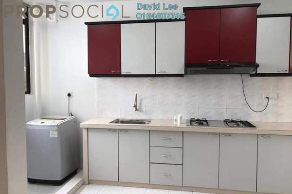 For Rent Condominium at Pearl Garden, Sungai Ara Freehold Fully Furnished 3R/2B 1.2k