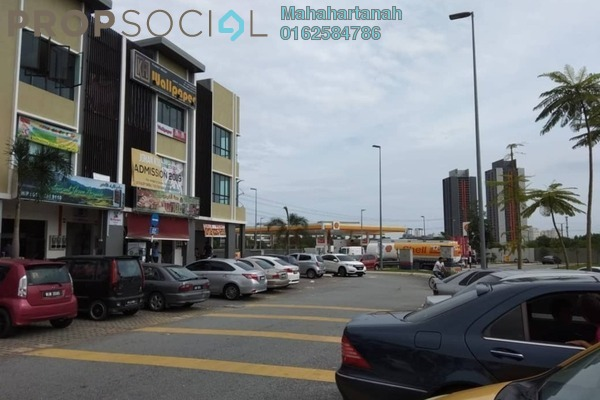 For Sale Shop at Plaza Crystalville, Cyberjaya Freehold Unfurnished 0R/3B 2.75m