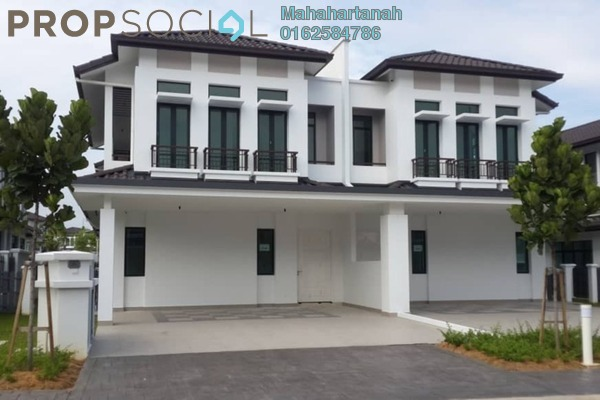 For Sale Semi-Detached at Eco Majestic, Semenyih Freehold Unfurnished 5R/5B 1.13m