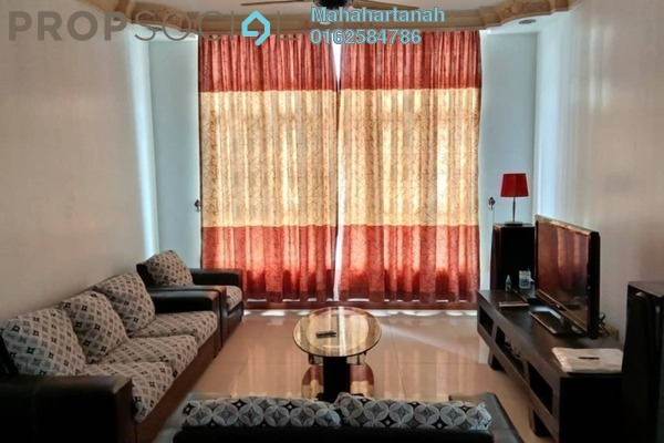 For Sale Condominium at Scott Sentral, Brickfields Freehold Semi Furnished 2R/1B 550k